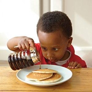 kid pancake
